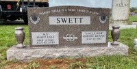 The Monument of Bob & Jan Swett