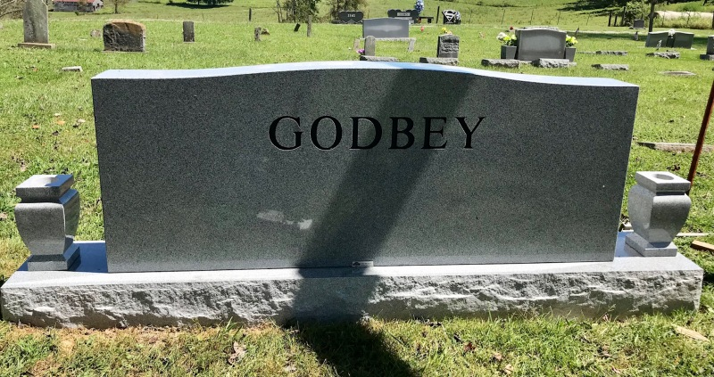 The Godbey Monument