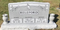 Releford and Walls Monument