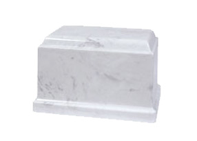 Cultured Marble Urn