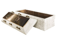 Elite White Marble Bronze