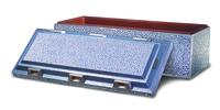 Tiara Flat Blue Silver