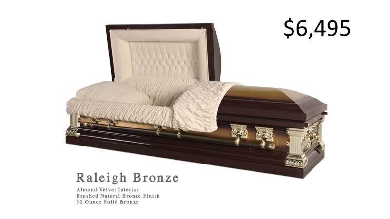 Raleigh Bronze