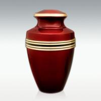 Crimson Red Brass