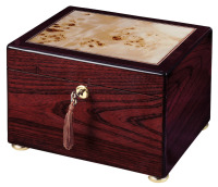 Wood Memory Chest