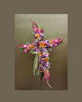 Bright and Beautiful Cross