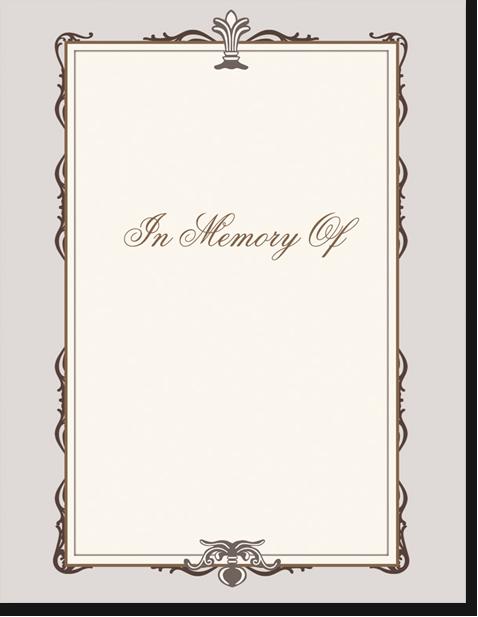 Ornate Series Register Book Package