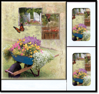 Gardener's Glory Register Book Package