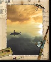 Angler's Glory Register Book Package