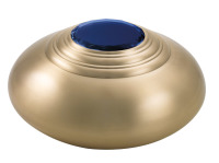 Brushed Brass Marcelo