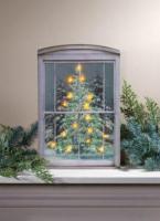 Glistening Christmas Tree