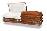 Oxland Pecan (0018) Crown Caskets