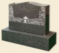 Double Black Granite