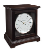 Cocoa Mantle Clock: $550
