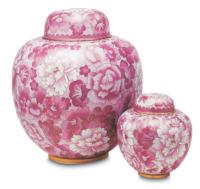 Magnolia Pink Cloisonné: $580