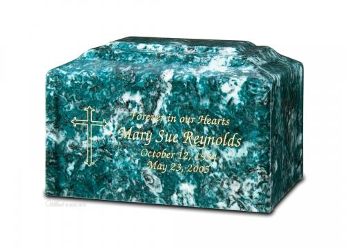 Jewel Cultured Marble Cremation