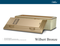 The Wilbert Bronze