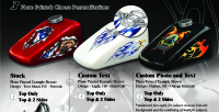 Motorcycle Tank Personalization