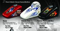 Motorcycle Tank Personalization