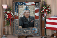 Veteran Tribute Blanket