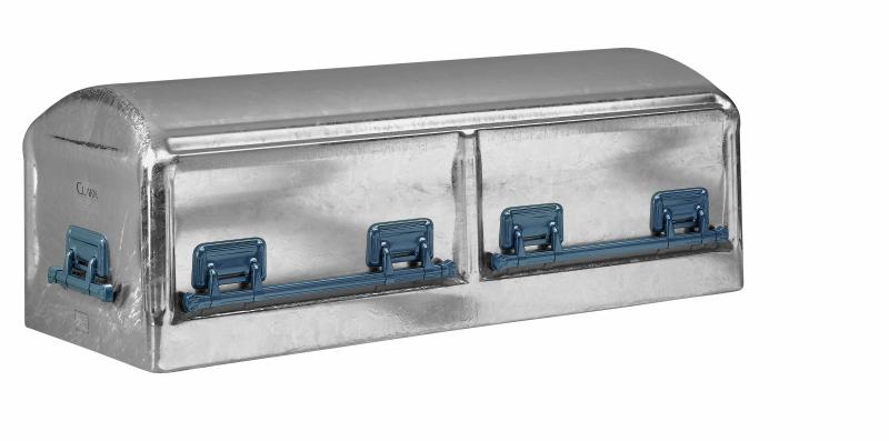 10 Gauge Custodian Galvanized Steel