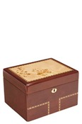 Burlwood Treasure Chest $295