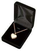 Gold Plated Stainless Heart Pendant $145