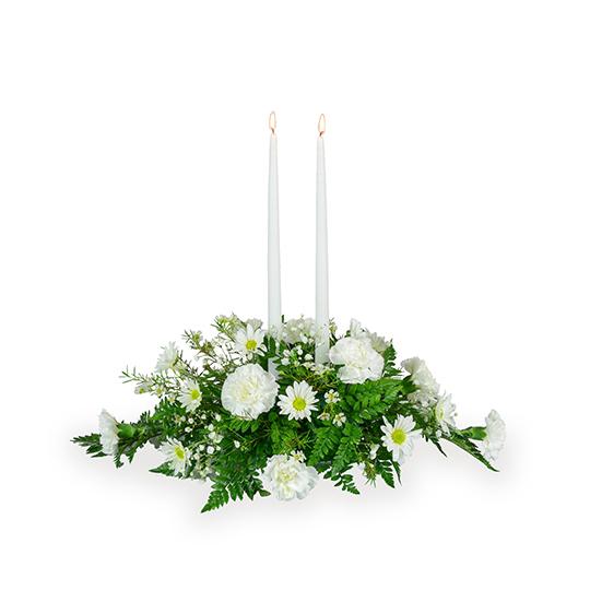 Simplicity Candle Centerpiece