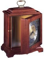 Continuum Cherry Mantel Clock