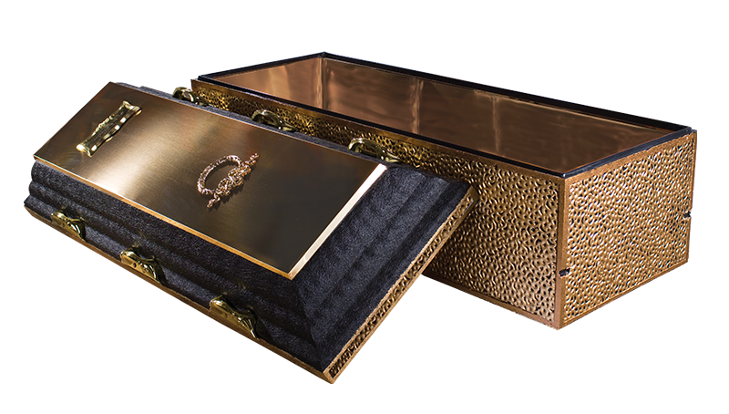 Reflection® Bronze Burial Vault