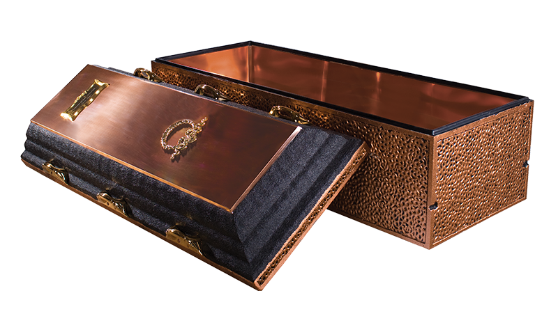 Reflection® Copper Burial Vault