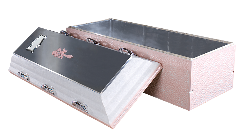 Reflection® Pink Burial Vault