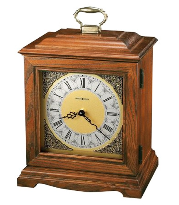 Continuum Mantel Clock (Oak)