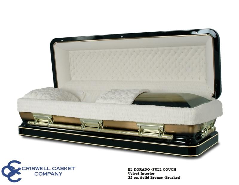 El Dorado Full Couch, Velvet