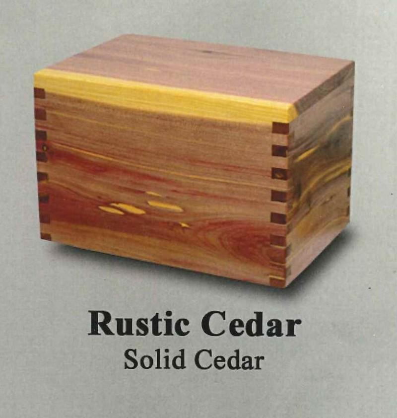 Rustic Cedar