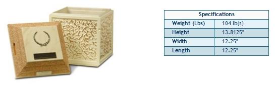 Venetian® Urn Vault $850.00