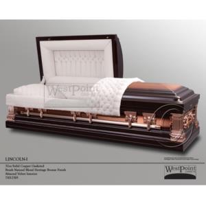 Lincoln I Copper