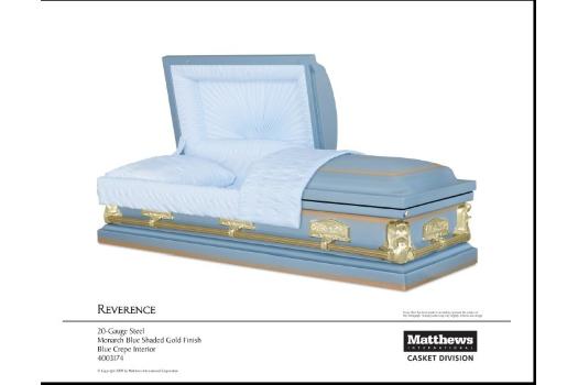 Reverence Blue