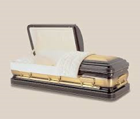 COURT BRONZE Casket