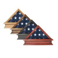 Flag Case with Pedestal