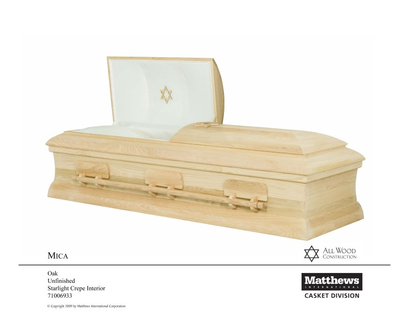 All Wood Caskets Black S Funeral Home Thurmont Md