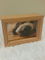 Oak Photo Frame