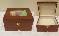 Memory Chest with Frame