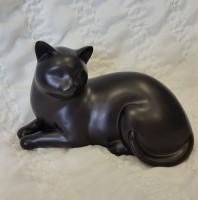 Cozy Cat Urn