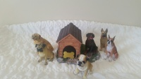 Dog House Urn