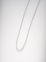 24 Inch Sterling Silver Box Chain