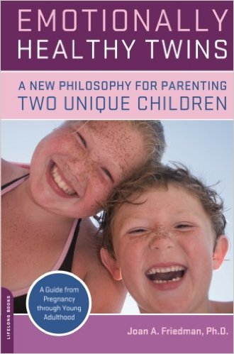 EMOTIONALLY HEALTHY TWINS book cover
