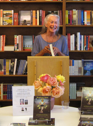Salle Webber, has been a doula for over 24 years, she's the author of the book THE GENTLE ART OF NEWBORN CARE