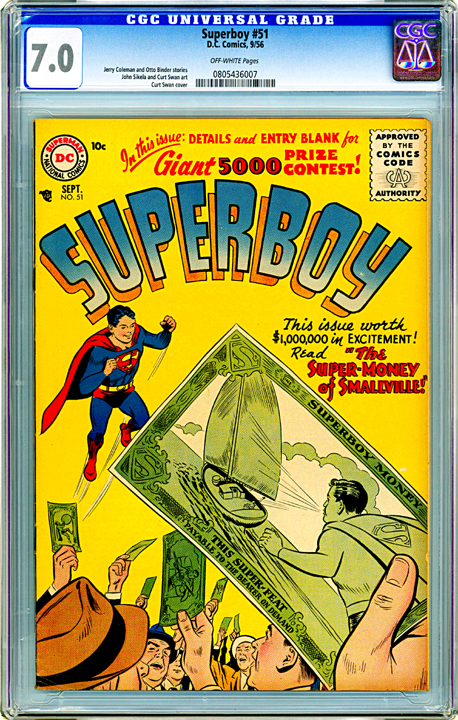 CGC-Certified Comic Book Image Gallery | Certified Guaranty Company, LLC