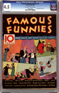 Famous Funnies Series 1
